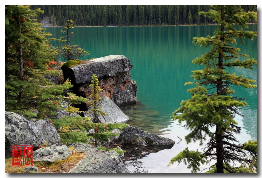 《原创摄影》:湖光山色落基行 - Lake O'Hara_图1-1