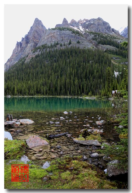 《原创摄影》:湖光山色落基行 - Lake O'Hara_图1-6