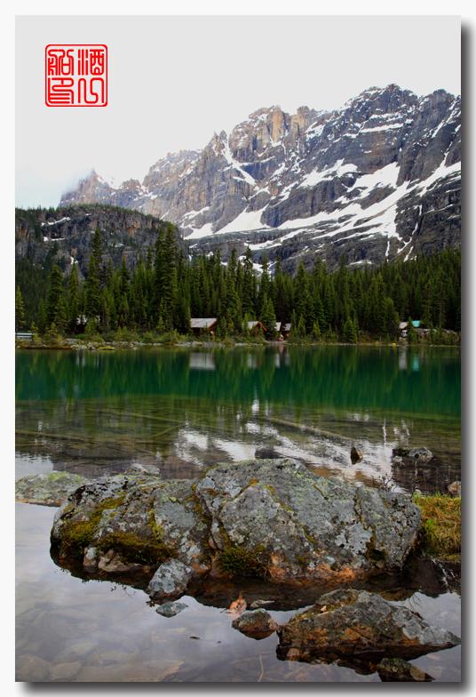 《原创摄影》:湖光山色落基行 - Lake O'Hara_图1-7