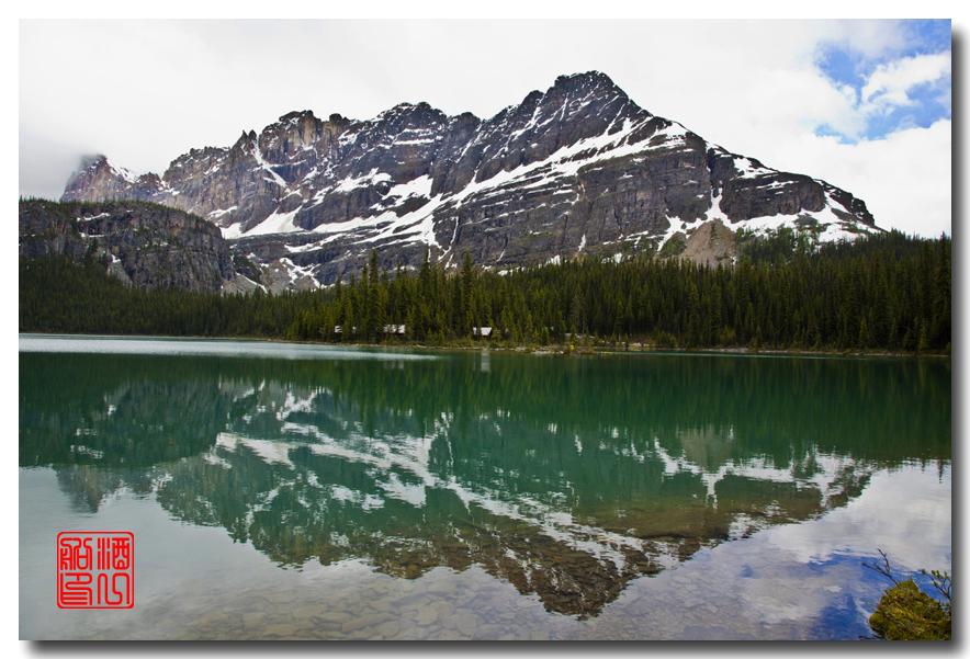 《原创摄影》:湖光山色落基行 - Lake O'Hara_图1-8
