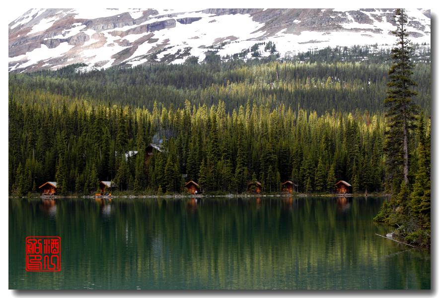 《原创摄影》:湖光山色落基行 - Lake O'Hara_图1-9