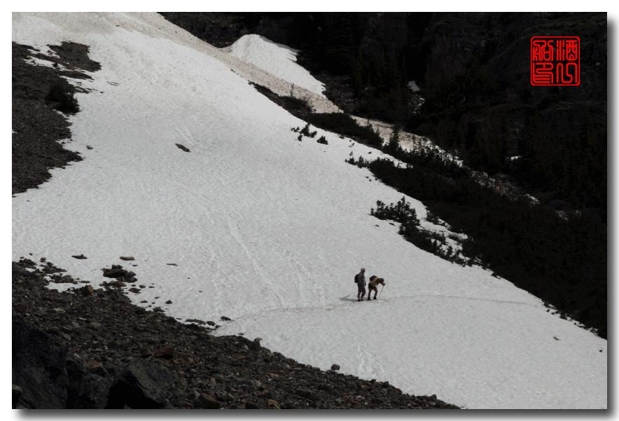 《原创摄影》:湖光山色落基行 - Lake O'Hara_图1-14