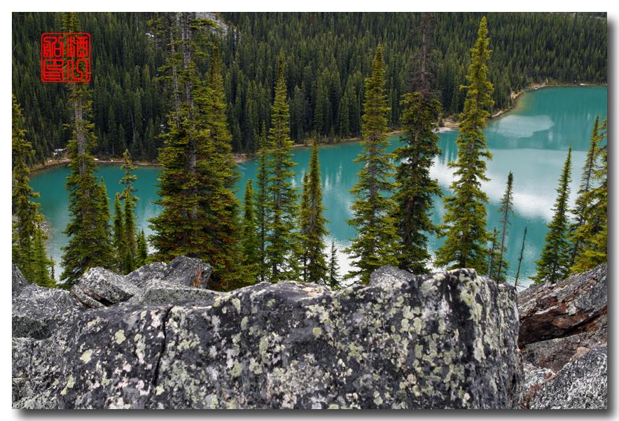 《原创摄影》:湖光山色落基行 - Lake O'Hara_图1-15