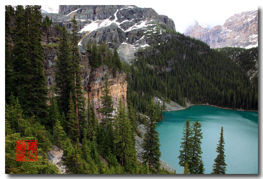 《原创摄影》:湖光山色落基行 - Lake O'Hara_图1-16