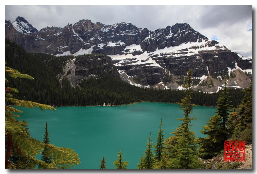 《原创摄影》:湖光山色落基行 - Lake O'Hara_图1-17