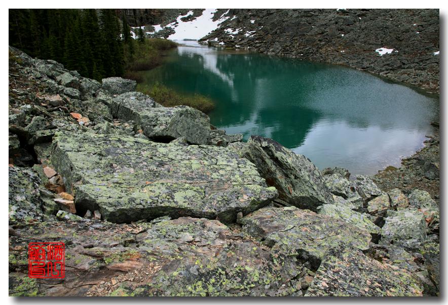 《原创摄影》:湖光山色落基行 - Lake O'Hara_图1-28