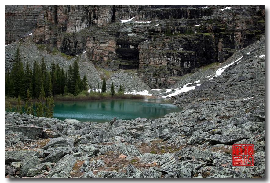 《原创摄影》:湖光山色落基行 - Lake O'Hara_图1-29