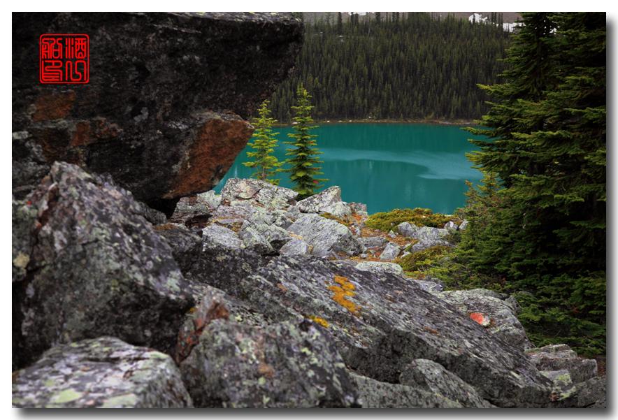 《原创摄影》:湖光山色落基行 - Lake O'Hara_图1-30