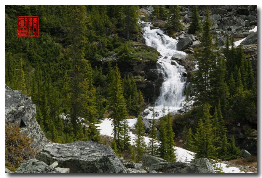 《原创摄影》:湖光山色落基行 - Lake O'Hara_图1-31