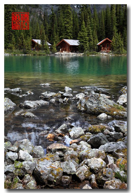 《原创摄影》:湖光山色落基行 - Lake O'Hara_图1-37