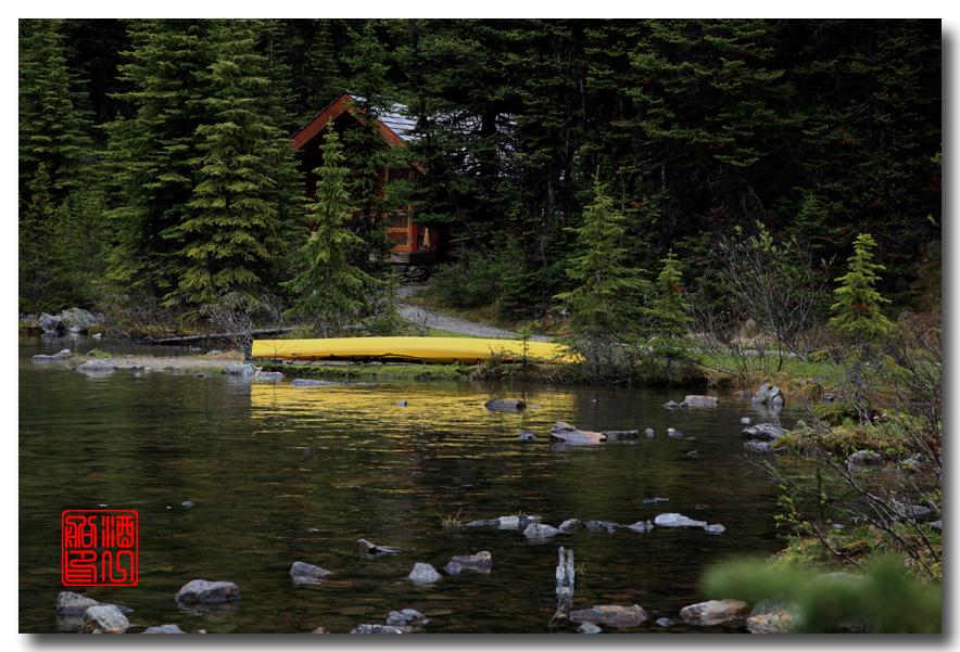 《原创摄影》:湖光山色落基行 - Lake O'Hara_图1-38