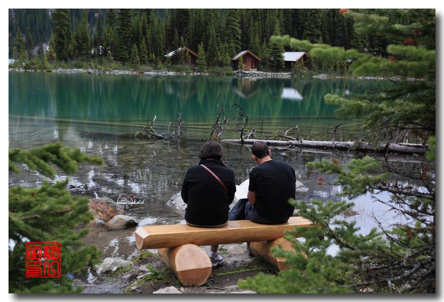 《原创摄影》:湖光山色落基行 - Lake O'Hara_图1-39