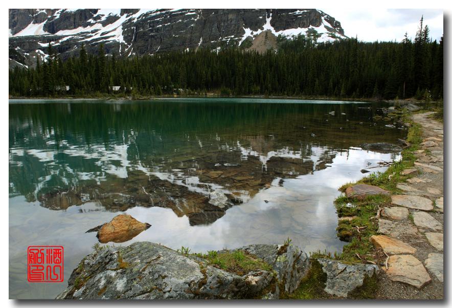 《原创摄影》:湖光山色落基行 - Lake O'Hara_图1-40