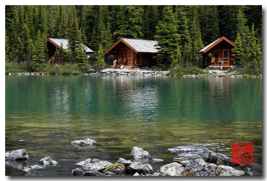 《原创摄影》:湖光山色落基行 - Lake O'Hara_图1-41