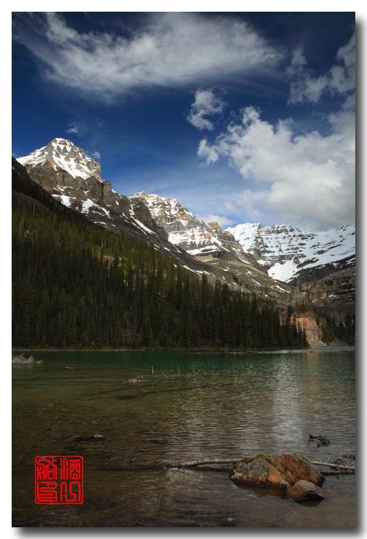 《原创摄影》:湖光山色落基行 - Lake O'Hara_图1-43