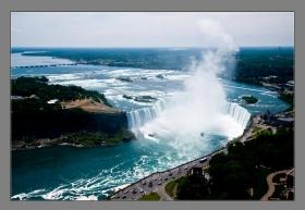尼亚加拉大瀑布niagara falls