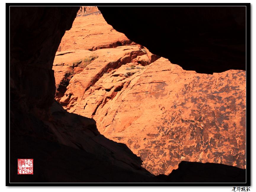 【心想事成】Valley of Fire 火焰谷州立公园_图1-34
