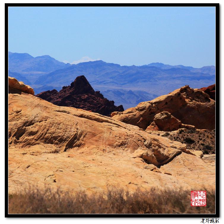 【心想事成】Valley of Fire 火焰谷州立公园_图1-45