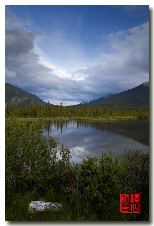 《原创摄影》:湖光山色落基行 - Banff 城边的湖_图3-21