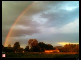 【心想事成】雨后的彩虹