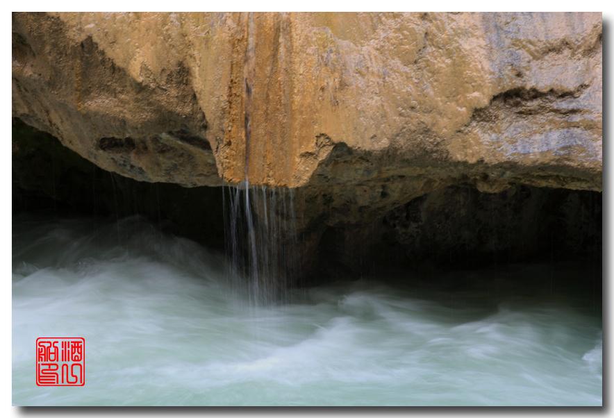 《原创摄影》:湖光山色落基行 - Johnston 峡谷_图1-5