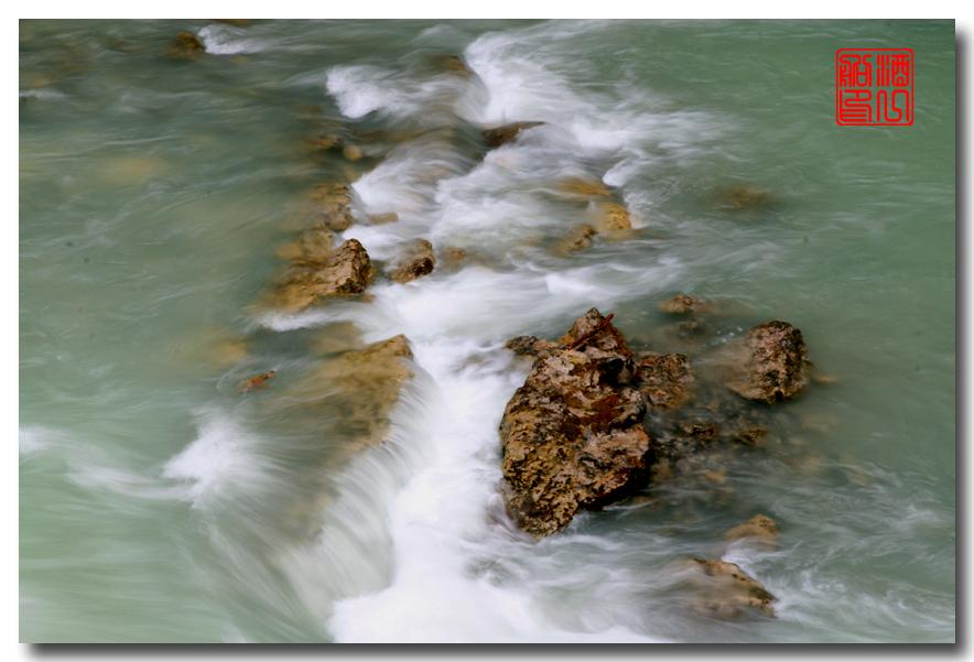 《原创摄影》:湖光山色落基行 - Johnston 峡谷_图1-6