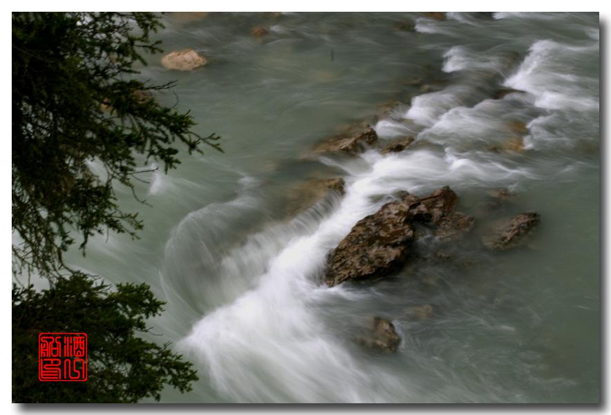 《原创摄影》:湖光山色落基行 - Johnston 峡谷_图1-15