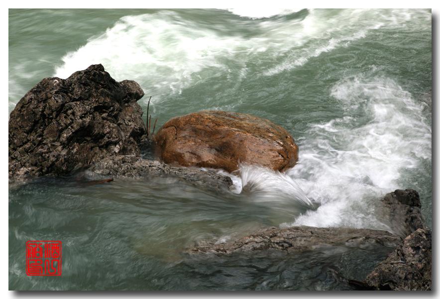 《原创摄影》:湖光山色落基行 - Johnston 峡谷_图1-16