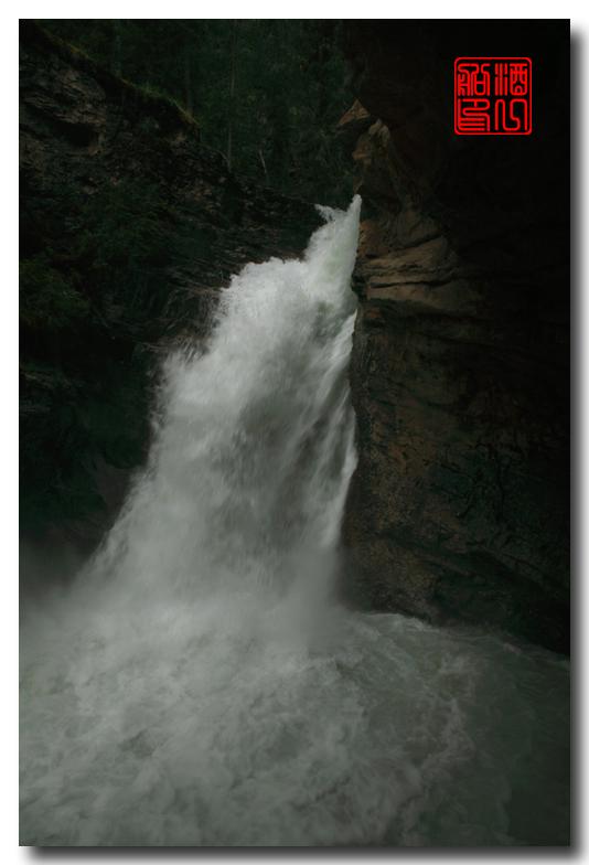 《原创摄影》:湖光山色落基行 - Johnston 峡谷_图1-21
