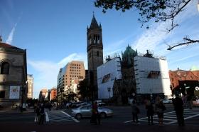 我镜头中的美国-波士顿