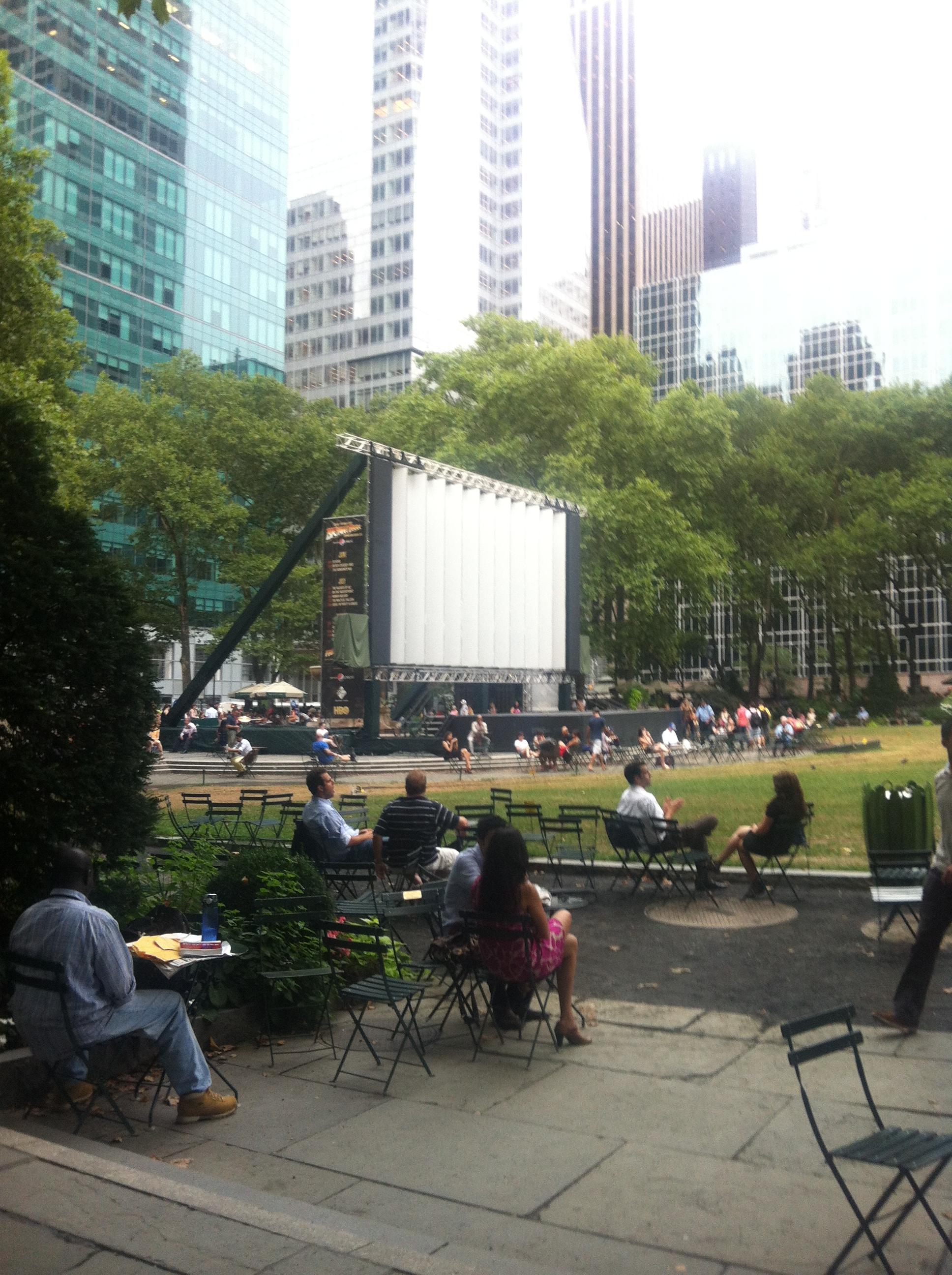 纽约一景——bryant park_图1-5