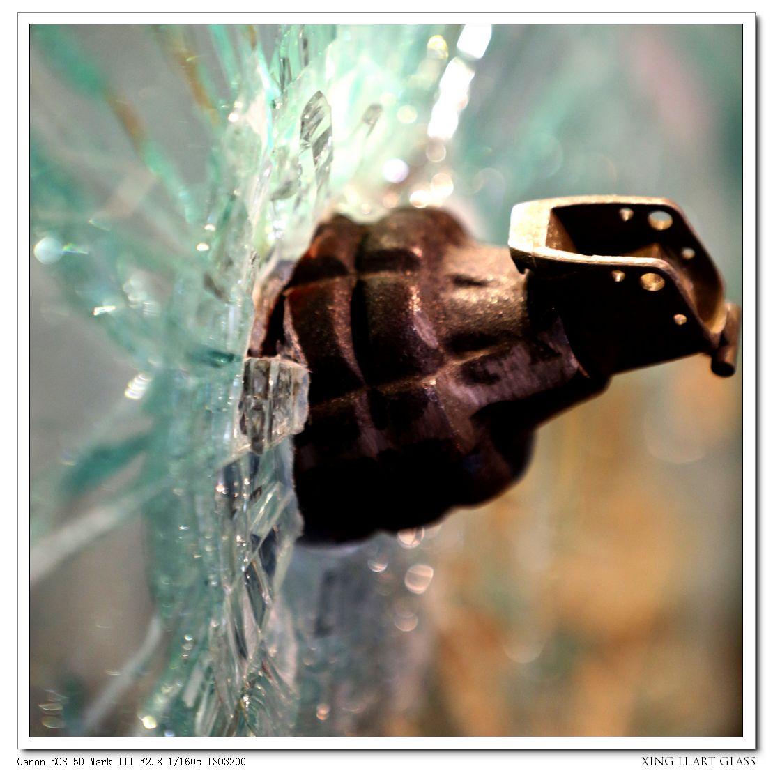村长的玻璃艺术 《战争与和平》_图1-2