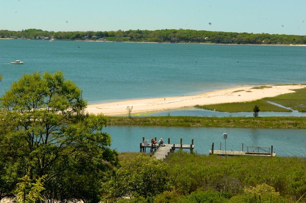 美國花園開放日(之二)-參觀長島北福克Nassau Point私家大院_图1-6