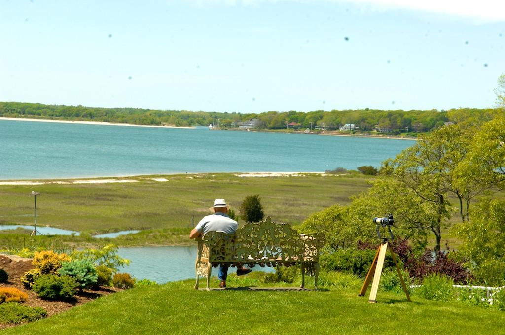 美國花園開放日(之二)-參觀長島北福克Nassau Point私家大院_图1-4