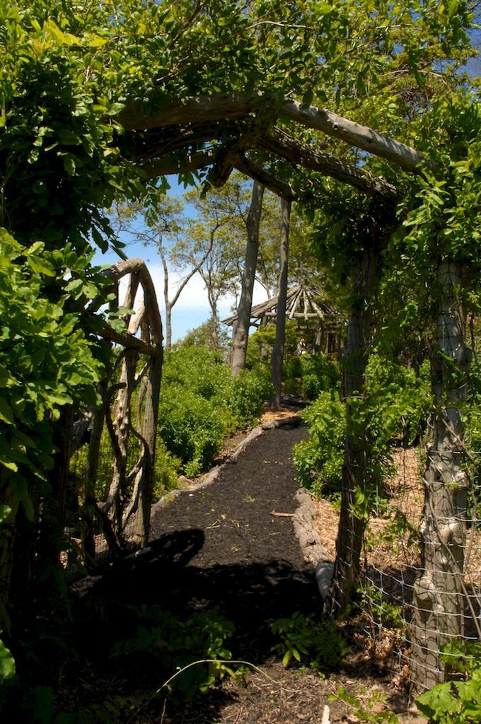 美國花園開放日(之二)-參觀長島北福克Nassau Point私家大院_图1-14
