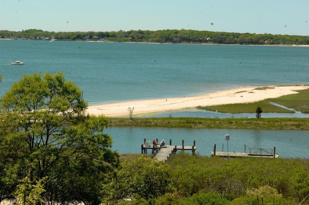 美國花園開放日(之二)-參觀長島北福克Nassau Point私家大院_图1-15
