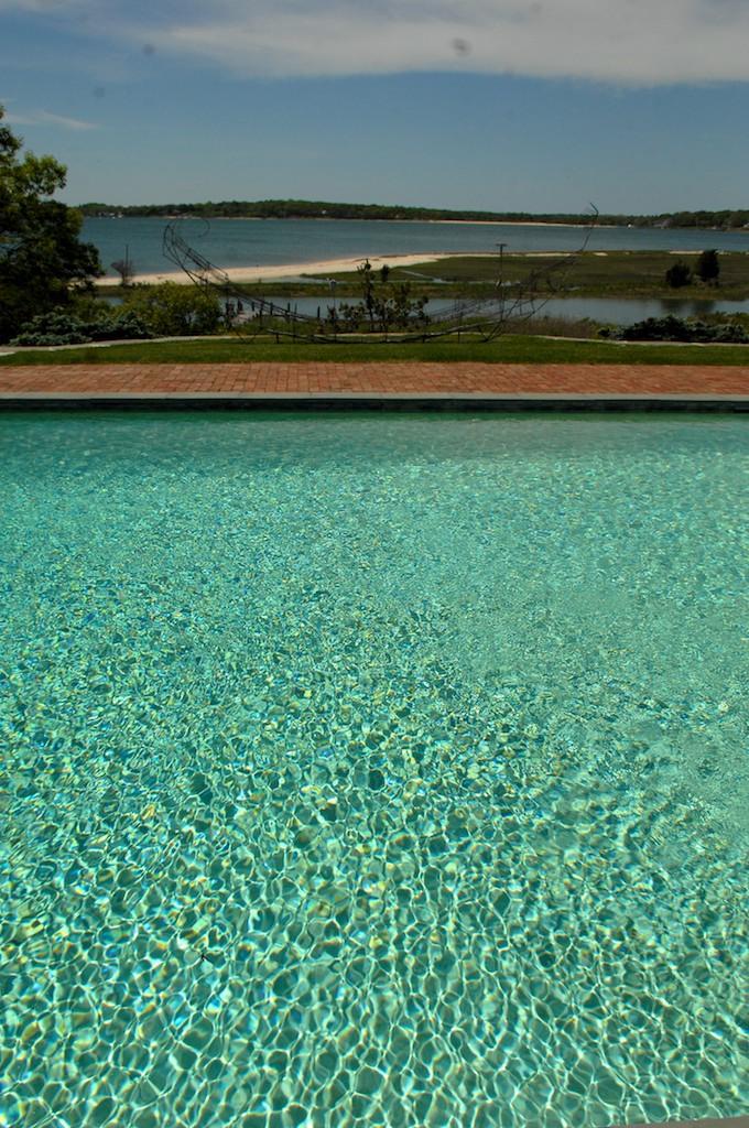美國花園開放日(之二)-參觀長島北福克Nassau Point私家大院_图1-17