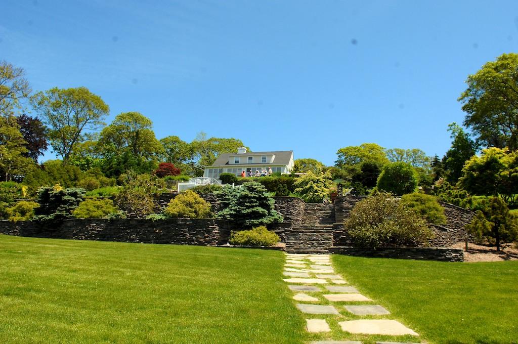 美國花園開放日(之二)-參觀長島北福克Nassau Point私家大院_图1-20