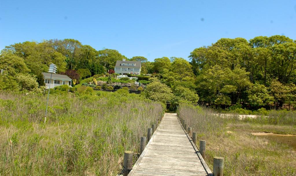 美國花園開放日(之二)-參觀長島北福克Nassau Point私家大院_图1-19