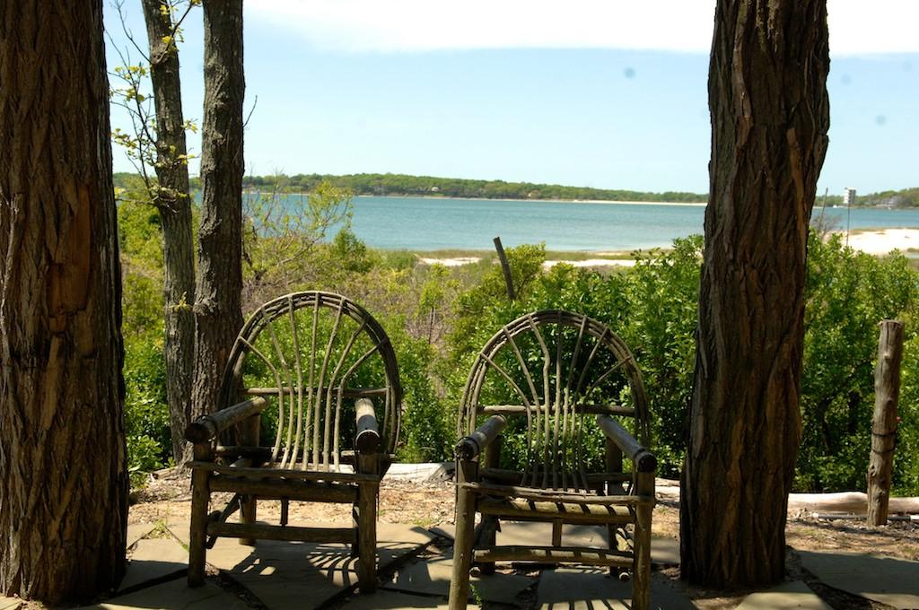 美國花園開放日(之二)-參觀長島北福克Nassau Point私家大院_图1-18