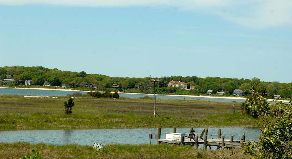 美國花園開放日(之二)-參觀長島北福克Nassau Point私家大院_图1-21