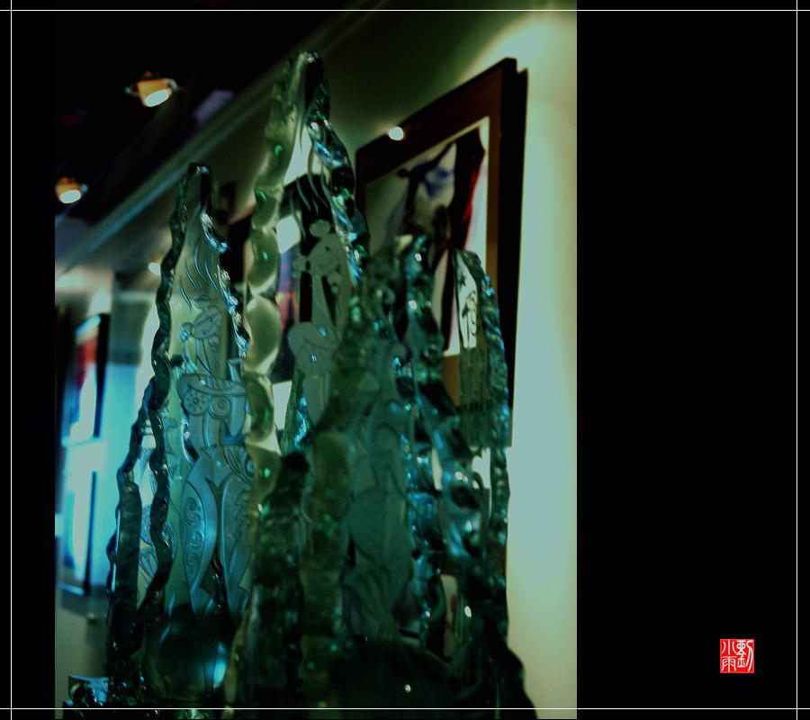 艺术无界之童真下的玻璃艺术展_图1-7