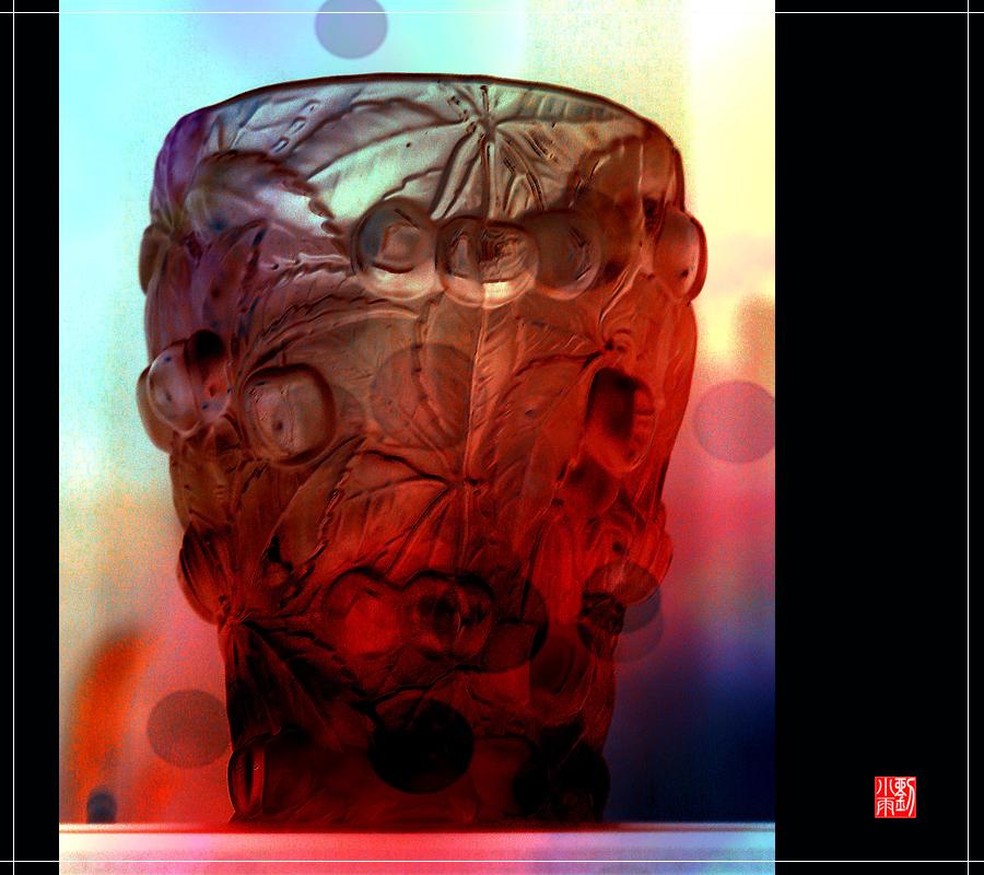 艺术无界之童真下的玻璃艺术展_图1-11
