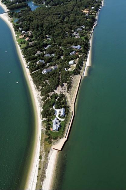 美國花園開放日(之二)-參觀長島北福克Nassau Point私家大院_图1-1