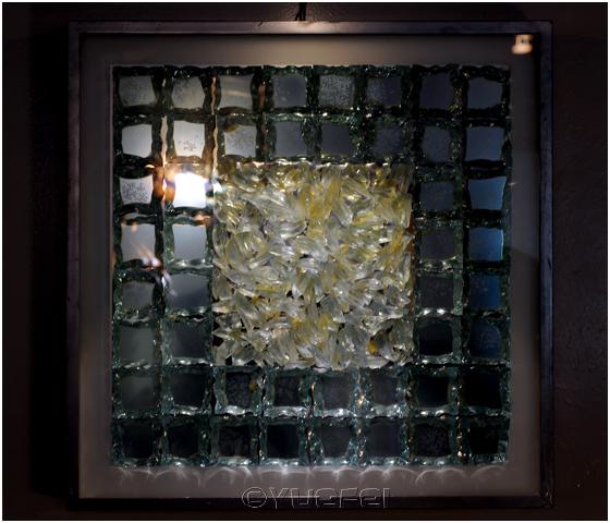 【相机人生】鲜为人知的故事 — 玻璃艺术展中的趣事(331)_图1-2