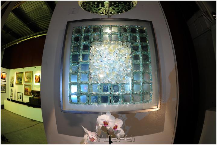 【相机人生】鲜为人知的故事 — 玻璃艺术展中的趣事(331)_图1-4