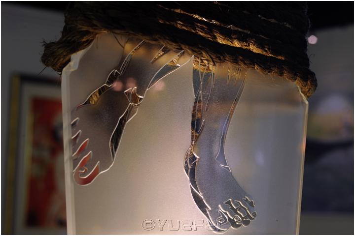 【相机人生】鲜为人知的故事 — 玻璃艺术展中的趣事(331)_图1-13
