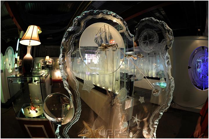 【相机人生】鲜为人知的故事 — 玻璃艺术展中的趣事(331)_图1-16