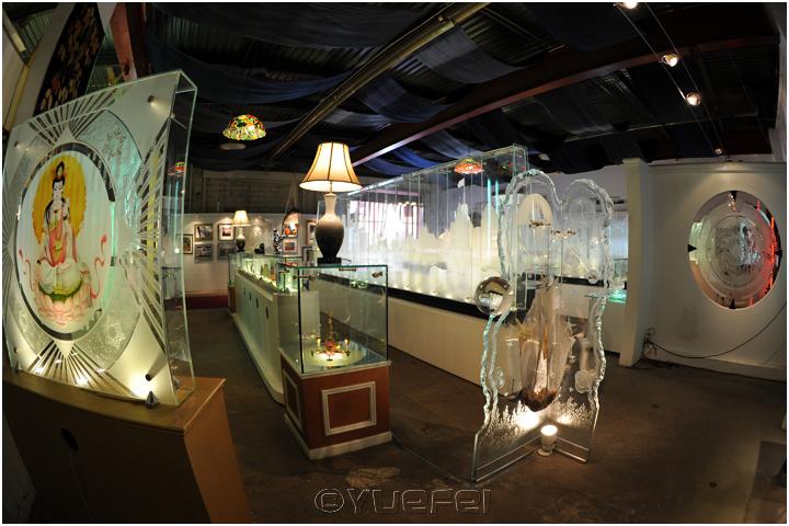 【相机人生】鲜为人知的故事 — 玻璃艺术展中的趣事(331)_图1-17