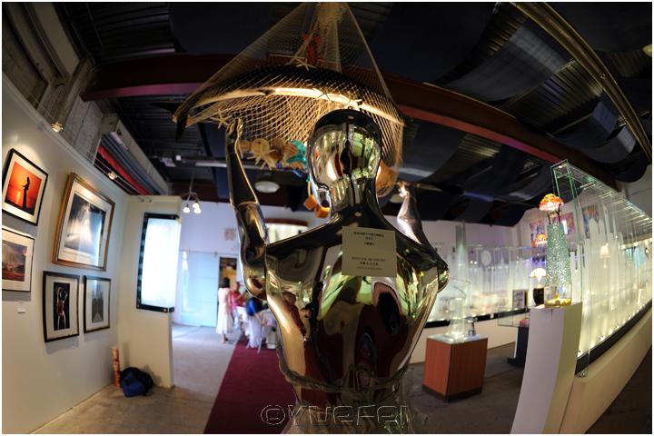 【相机人生】鲜为人知的故事 — 玻璃艺术展中的趣事(331)_图1-20